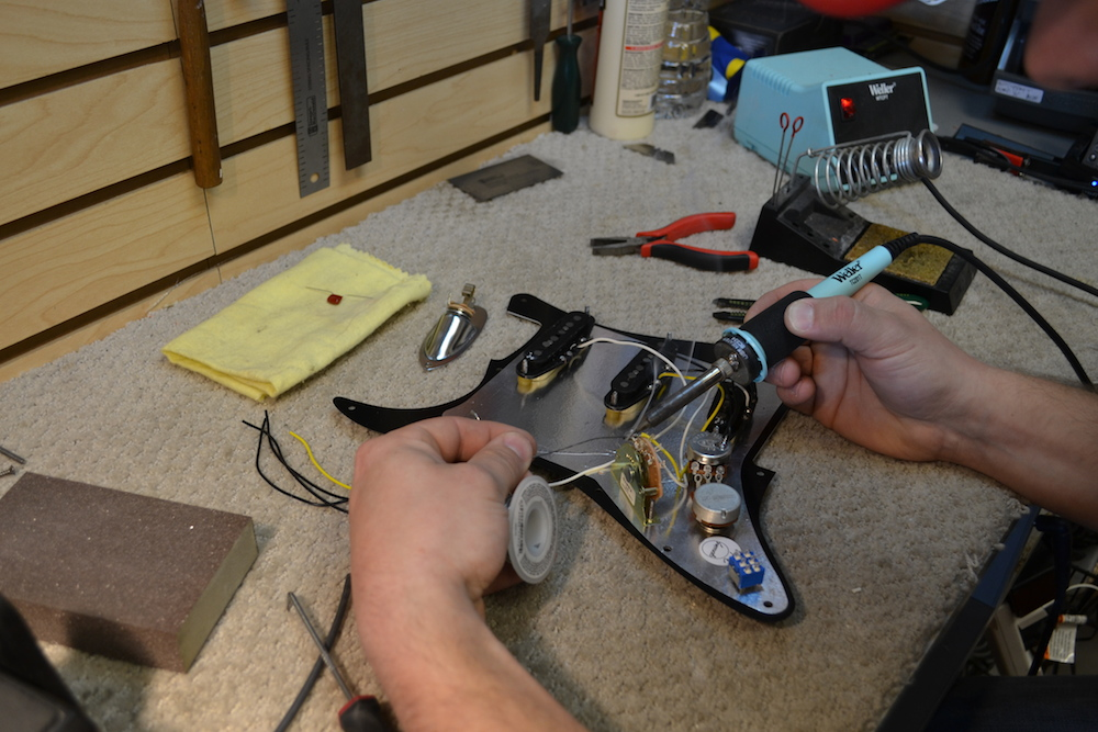 ELECTRONIC REPAIRS & MODS