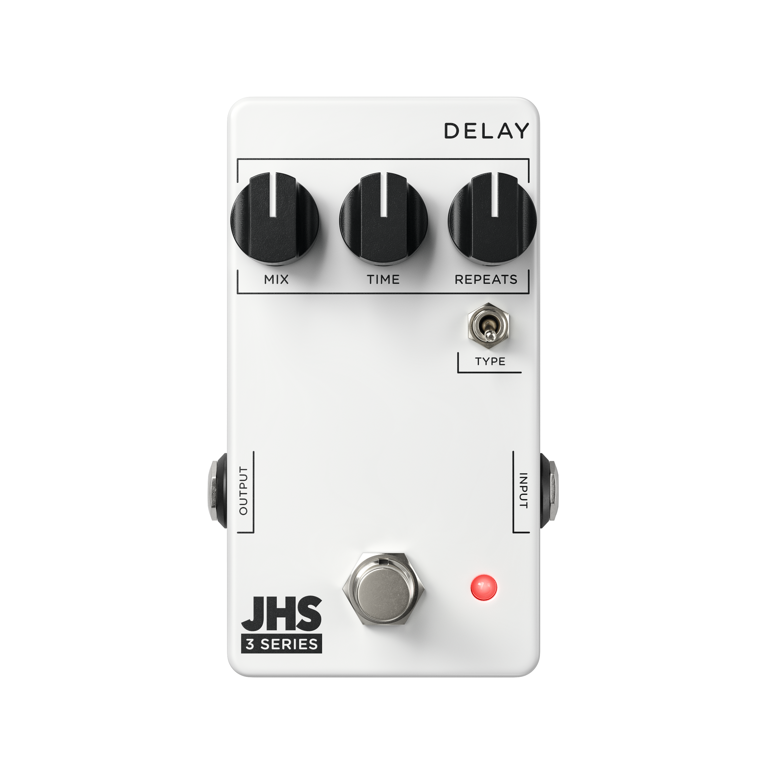 JHS-Pedals-3-Series-Delay-front